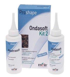 Płyn do trwałej Ondasoft KIT 2 + utrwalacz komplet