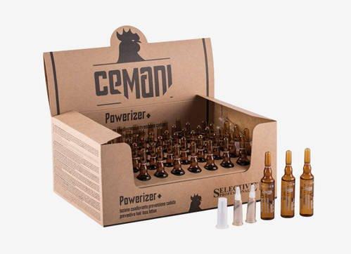 Ampułki przeciwupadaniu włosów Selective Powerizer Lotion 60x8ml