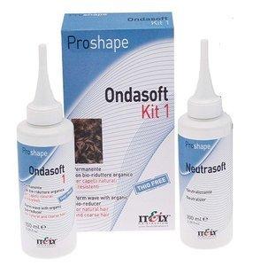 Płyn do trwałej Ondasoft KIT 1 + utrwalacz komplet