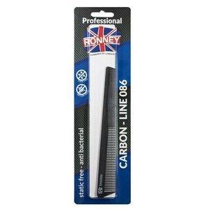 Grzebień Ronney Carbon Comb Line 086