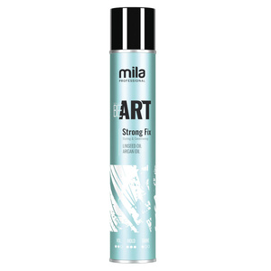 MILA PROFESSIONAL BE ART. lakier mocno utrwalający Strong Fix 500 ml