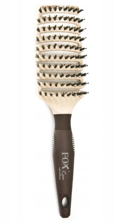 FOX Care Nylon & Boar Szczotka do włosów