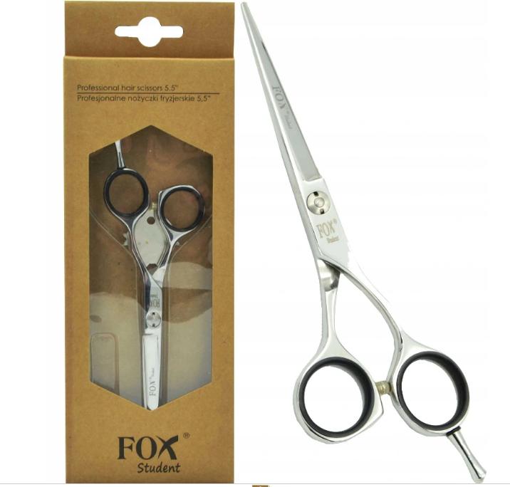 """Fox Student Professional Nożyczki fryzjerskie 5,5"""""""