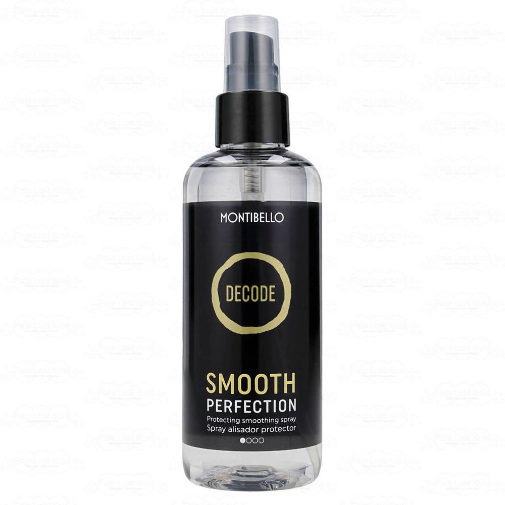 MONTIBELLO DECODE ochronny spray wygładzający Smooth Perfection 200 ml