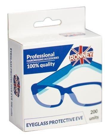RONNEY Professional - Osłonki na oprawki okularów 200 sztuk (RA 00201)
